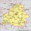 Geografia Białorusi