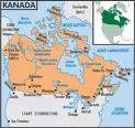Geografia Kanady