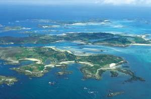 Wyspy Scilly