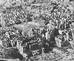 Odbudowa stolicy